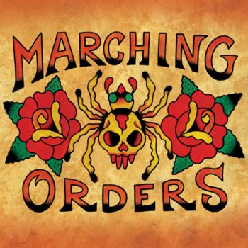Marching Orders - Nothing new CD (lim. DigiPac)