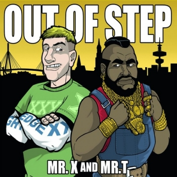 Out of Step - Mr. X and Mr. T CD (DigiPack)