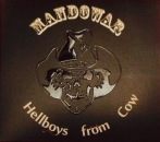 Mandowar - Hellboys from cow CD (Digi)