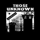 "Those Unknown - Contribution 7"" (lim. 367 black)"